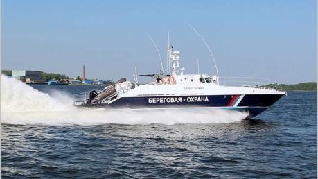 У берегов Седово замечены катера погранслужбы ФСБ РФ: стала известна причина