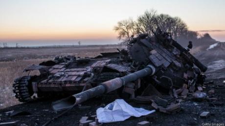 Британский эксперт: Изначально было понятно, что Дебальцево обернется для Украины катастрофой