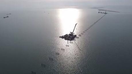 Крымский тупик: оккупанты не могут строить керченский мост без Киева
