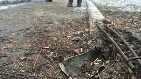 МВД: от обстрелов в Авдеевке погибли трое человек