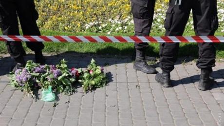 Куликово поле в Одессе снова угрожают взорвать. Полиция в третий раз выставляет оцепление