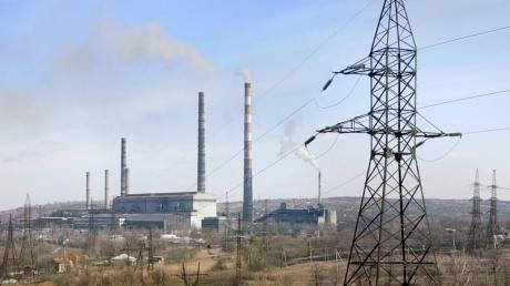 Славянская ТЭС не может начать работать из-за отсутствия топлива