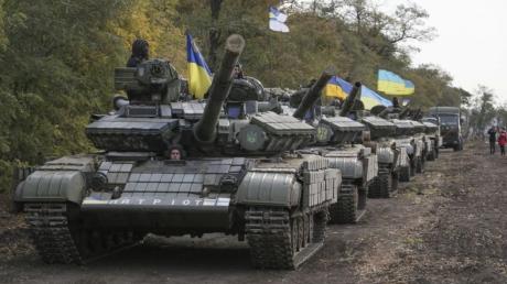 террористы, Донбасс, вооружение, буцефал, бтр, ракеты, военные, боевики, машина, боевая, напугала