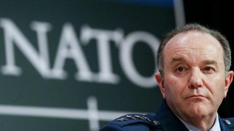 """Генерал НАТО считает план Путина """"полностью неприемлемым"""""""