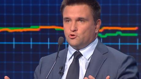 """Украина готова подавать свой документ в ООН по миротворцам - Климкин заявил, что привлечет Китай к решению конфликта на востоке страны, из-за чего в Кремле """"пьют корвалол"""""""