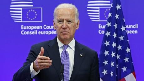 Джо Байден: жалобы Евросоюза на антироссийские санкции звучат неуместно