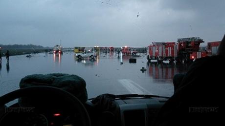 Крушение Boeing 737-800 в Ростове-на-Дону: в районе трагедии введен режим чрезвычайной ситуации