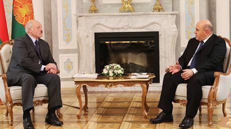 """Лукашенко в лицо премьеру России: """"Нас не захватить. Тот, кто об этом думает, жить будет недолго"""", видео"""