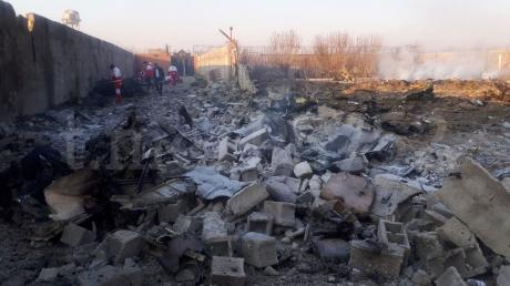 Нариман Гариб: Завтра правительство Ирана признается в сбитии украинского Боинга и попросит прощения - детали