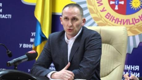 Сепаратистский скандал в Винницкой полиции: Антон Шевцов отстранен от должности за лояльность к оккупантам