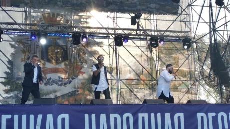 """Очередные всеми забытые российские """"знаменитости"""" засветились выступлениями в оккупированном Донецке"""