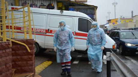 Коронавирус в Киеве: полсотни новых зараженных за сутки - данные на 20 апреля