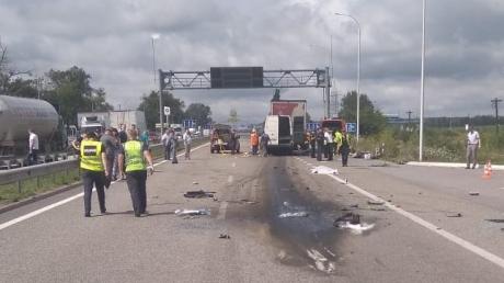 Черная пятница на украинских трассах: в ДТП за одни сутки погибли 15 человек – подробности