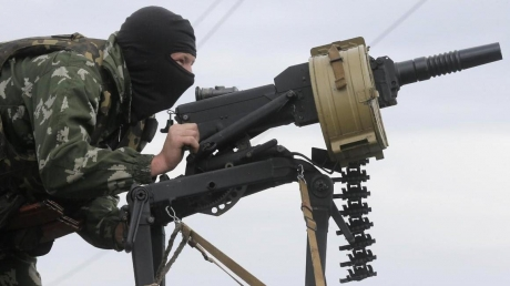 Позиции сил АТО на луганском направлении попали под вооруженные атаки пророссийских боевиков – горячее всего в районе Бахмутской трассы