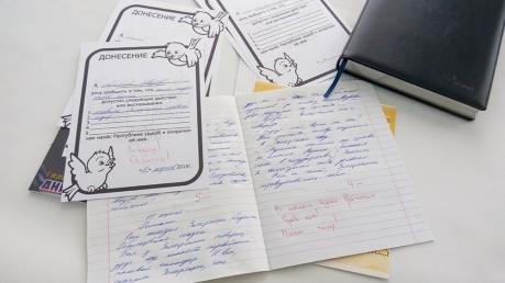 """Тоталитарное общество: боевики заставляют детей писать доносы на тех, кто недоволен главарями """"ДНР"""""""