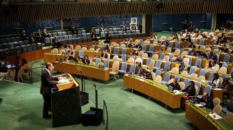 лавров ООН нью-йорк оскорбление социальные сети