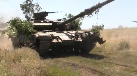 """новости, военное обозрение, Украина, Донбасс, """"ЛНР"""", видео, танки"""