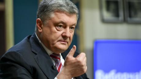 Порошенко предостерег от геополитической катастрофы из-за политического кризиса в Беларуси