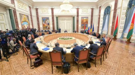 новости, Минск, Украина, ТКГ, Кучма, формула Штайнмайера, документ, подписали, росСМИ