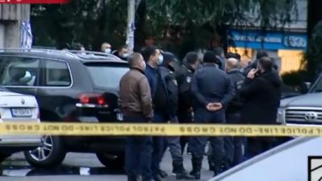 ВТбилиси идет спецоперация: преступник  захватил заложников вофисе MBG