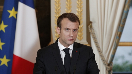 новости, Франция, США, Америка, Марон, Трамп, большая семерка, G7, саммит, соглашение, ссора, заявление, твиттер