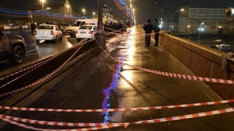 В центре Москвы неизвестные застрелили Бориса Немцова. Хроника событий