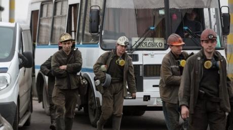 Число жертв аварии на шахте им. Засядько возросло до пяти