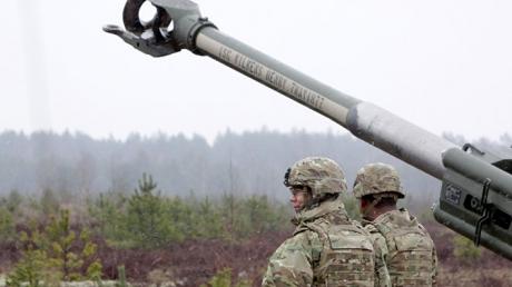 Четыре батальона НАТО вблизи России