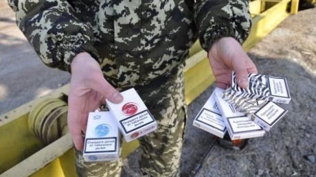 Львов, Украина, граница, контрабанда, сигареты, Чехия, Польша
