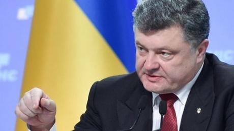Порошенко: пора положить конец оккупации Крыма Россией и заставить агрессора вывести войска с украинской территории!