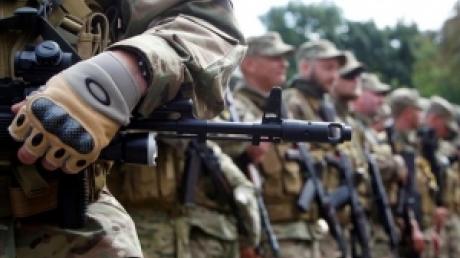 """""""Азов"""": террористы обстреливают силовиков шквальным минометным огнем на Новоазовском направлении"""