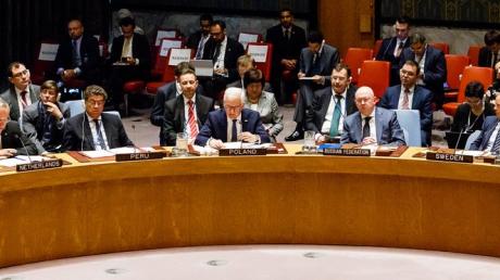 Польша в ООН напомнила России про аннексию Крыма и поддержку террористов Донбасса