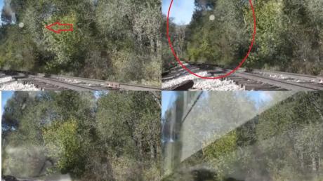 призрак, поезд, Кольчак, Кемерово, ДТП, железнодорожный состав, крушение