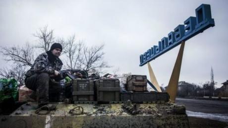 Генштаб отправил подмогу силам АТО в Дебальцево