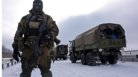 В Донбасс с территории РФ въехало три конвоя снабжения боевиков, - «ИС»