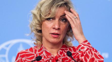 """В Киеве ответили Захаровой на 7 претензий по Донбассу: """"В руководстве РФ сговор против Путина?"""""""