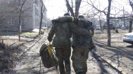 Жители Дебальцево: город превратился в руины, люди выходят из подвалов абсолютно седыми