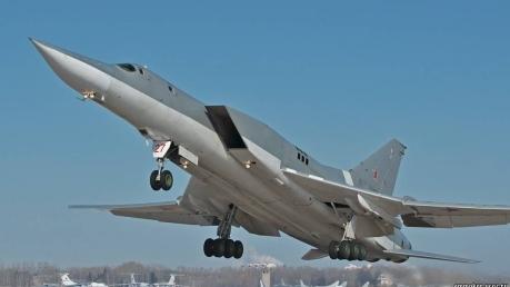 Россия открывает полигон ВКС для военных учений бомбардировщиков Ту-22М3 в аннексированном Крыму