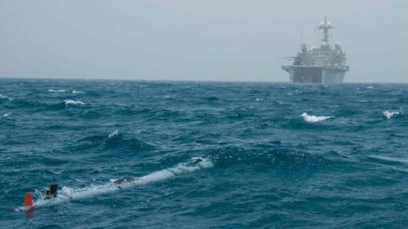 Breaking Defence: США готовят специальные мины для подводных лодок России и Китая