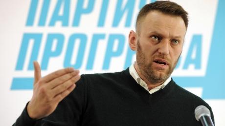 В России назревает революция: российский оппозиционер Навальный анонсировал общенациональную акцию протеста