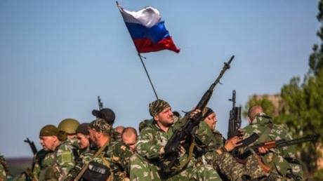 Бойцы ВСУ вблизи Донецка под минометным огнем: террористы нанесли мощнейший удар из 120-мм орудий