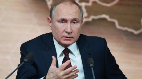 Путина насторожило заявление Зеленского о Минских соглашениях