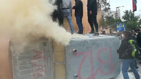 верховная рада, арсен аваков, протест, митинг, политика, украина сегодня