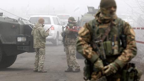Донбасс, Обмен, Пленные, Украина.