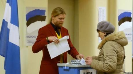 В Эстонии закончились парламентские выборы