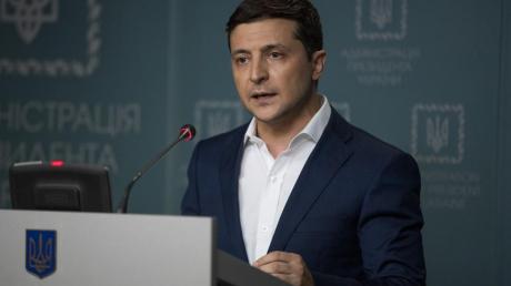Украина, Верховная Рада, Кнопкодавство, Копанчук, Рублев Зеленский