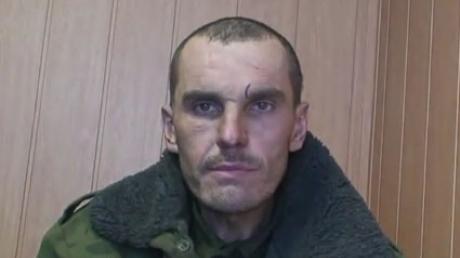 Пленный командир танка боевиков рассказал о бое в Широкино, обучении в РФ и зарплате в ДНР