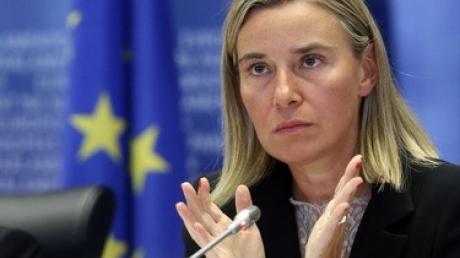 Могерини: Москва хочет расколоть Евросоюз