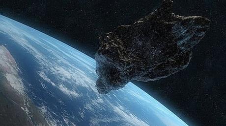 космос, астероид, земля, наука, столкновение, комета, происшествия