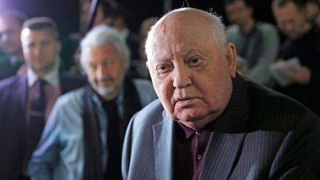 михаил горбачев, ссср, россия, владимир путин, новости россии